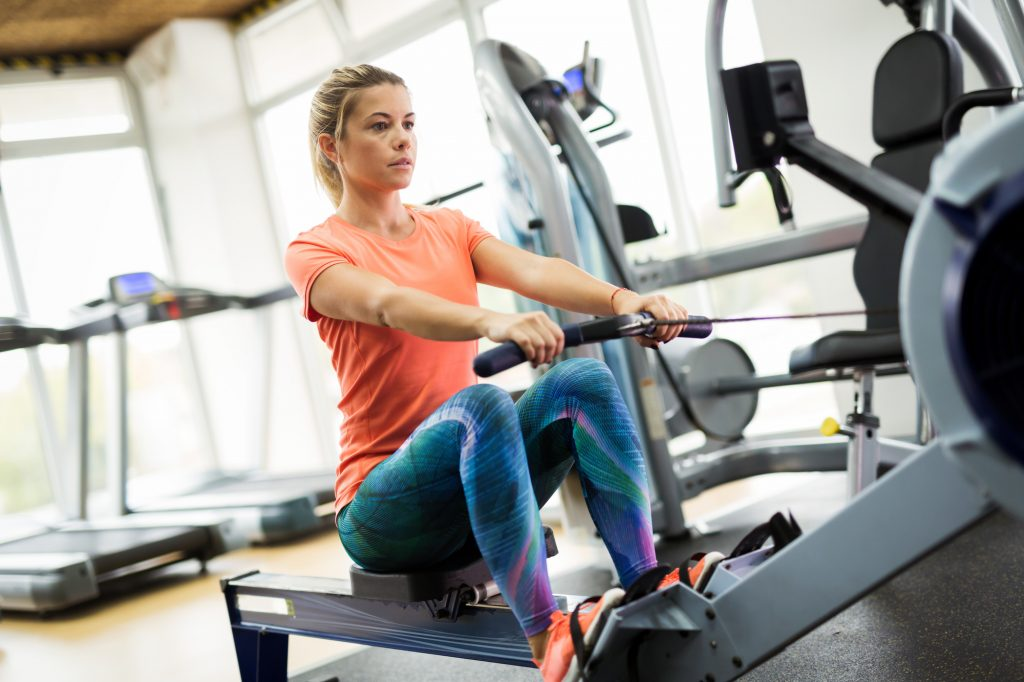 Row Your Boat Gently To... Your Best Figure Ever? The Benefits of Rowing Regularly