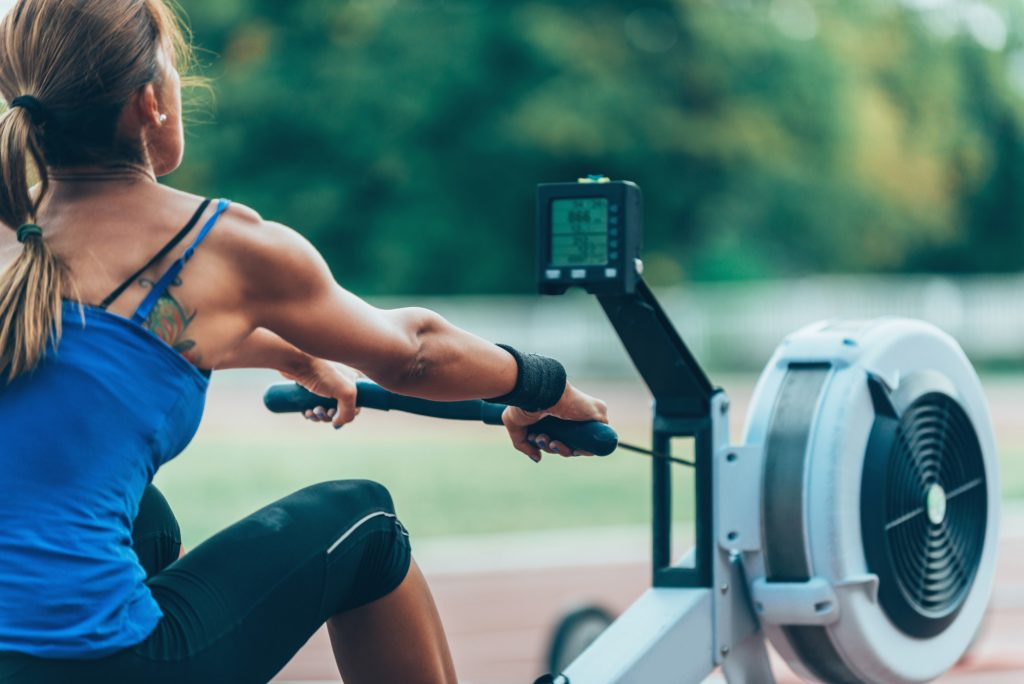 Feel the Burn: The Best Rowing Machine Workouts to Build Strength and Endurance